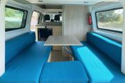 Tui Campers NZ Trail Adventurer 2+1 new zealand airport campervan hire