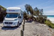 4 Berth Seeker campervan hire - australia