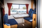 Happy Campers NZ Happy 4 Berth Camper new zealand airport campervan hire