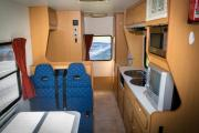 Happy Campers NZ Happy 4 Berth Camper motorhome rental new zealand