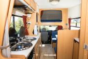 Happy Campers NZ Happy 4 Berth Camper motorhome motorhome and rv travel