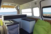 Action Pod 2 Berth Camper campervan hire - australia