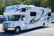 C28 – C30 Slide Out Motorhome rv rental - canada