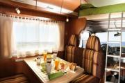 Big Sky Motorhome Rental France D1 - Classic 6 pax