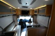 Traveland RV Rentals Ltd Fuse Class C 24 ft rv rental canada