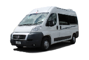 2+1 Fiat Ducatto campervan hire - new zealand