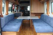 Ace Campervans 2+1 Fiat Ducatto worldwide motorhome and rv travel