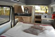 Abuzzy 3 Berth Top campervan hire - new zealand