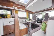 Big Sky Motorhome Rental France E3 - Comfort 4 pax automatic