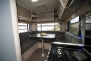 Cruisin 6 Berth Deluxe campervan hire - australia
