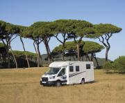 Petroni Rimor EVO 95 plus motorhome motorhome and rv travel
