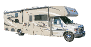 Mighty Campers USA MFS31 motorhome rental orlando