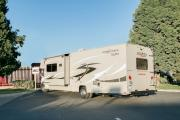 Mighty Campers USA MS31 cheap motorhome rental las vegas
