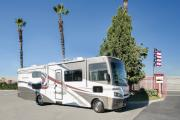 Mighty Campers USA MAF34 rv rental los angeles