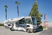 Mighty Campers USA MAF34 motorhome rental california