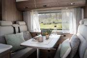 Rent Easy Norway Family Extra Carado A 361 or similar motorhome motorhome and rv travel