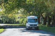 2 Berth - Venturer campervan rental new zealand