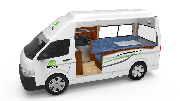 GoCheap Campervans Australia Go Cheap Hi Top Campervan australia camper van hire