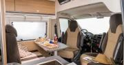 Pure Motorhomes UK Urban Plus Globescout or similar motorhome rental united kingdom
