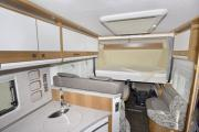 Pure Motorhomes Germany Premium Luxury I 7850-2 EB or similar campervan rental germany