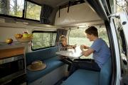 Britz Campervan Rentals AU 2 Berth - Hitop campervan rental perth