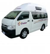 2 - 3 Berth Hi Top Campervan motorhome rentalbrisbane