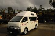 2 - 3 Berth Hi Top Campervan campervan hire - australia