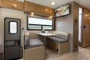 Expedition Motorhomes, Inc. 31ft ClassA Thor Hurricane w/1 slide out G rv rental usa