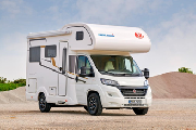 Group F2 - Family Cruiser cheap motorhome rentalgermany