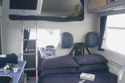 Britz Campervan Rentals AU (Domestic) 6 Berth - Frontier campervan hire alice springs