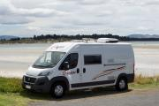 2 Berth Sandpiper campervan rental brisbane