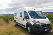 Beta 4 Berth campervan hire - australia