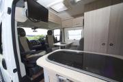 Cruisin Motorhomes Australia 2 Berth Sandpiper motorhome motorhome and rv travel