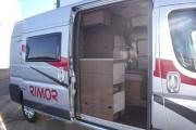 Southcamper Rimor Horus 35 cheap motorhome rental spain