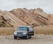 GO Campers Iceland Go 4x4 Camper 2-pax