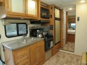 Traveland RV Rentals Ltd 27' Class C #2 Motorhome rv rental canada