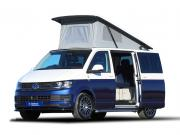 Danbury VW Heritage 64 motorhome rentalunited kingdom