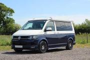 Landcruise Motorhome Hire Danbury VW Heritage 64 motorhome motorhome and rv travel