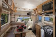 Compass Campers USA (International) C22 Class C Motorhome motorhome rental california