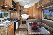Compass Campers USA C22 Class C Motorhome motorhome rental los angeles