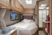 Compass Campers USA C25 Class C Motorhome motorhome rental los angeles