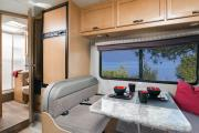 Compass Campers USA (International) C25 Class C Motorhome motorhome rental usa