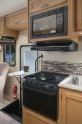 Compass Campers USA C25 Class C Motorhome rv rental new york