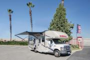 Compass Campers USA C25 Class C Motorhome motorhome rental california