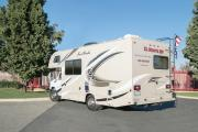 El Monte RV (International Value) C25 Class C Motorhome camper rental denver