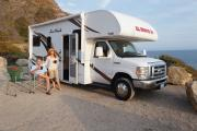 El Monte RV (International Value) C25 Class C Motorhome motorhome rental san diego