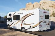 El Monte RV (International Value) C25 Class C Motorhome rv rental california