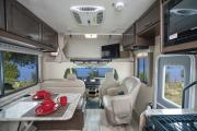 El Monte RV (International Value) C25 Class C Motorhome