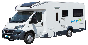 Camper Rent UK Auto-Roller 747 2-6 Berth rv rental uk