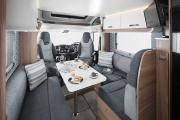 Landcruise Motorhome Hire Swift Escape 604